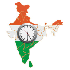 time zone in India