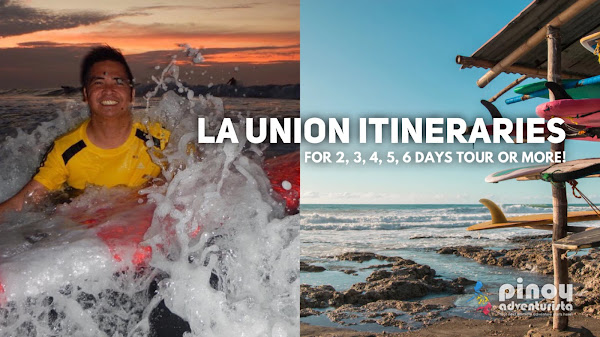 La Union Itinerary detailed travel guide blog