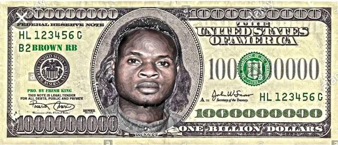 MUSIC: Brown RB _ One Billion Dollar (Produce by Freshking)