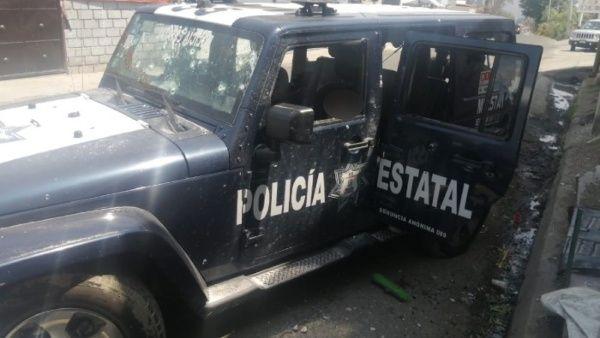 México: Ocho fiscales y cinco  Policías, fueron asesinados en una emboscada.