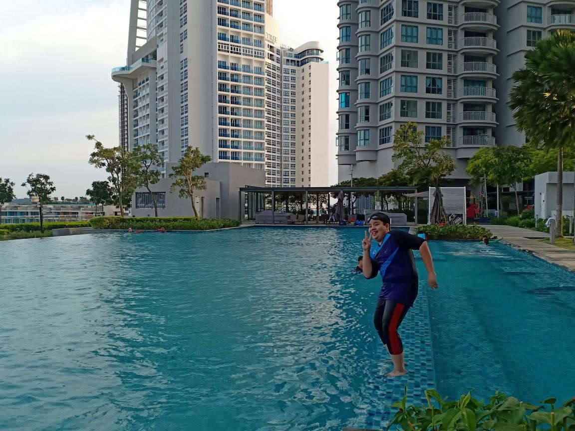Review Teega Residence  Puteri Harbour Johor Bahru