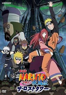 4º Filme de Naruto Shippuden - A Torre Perdida - HD