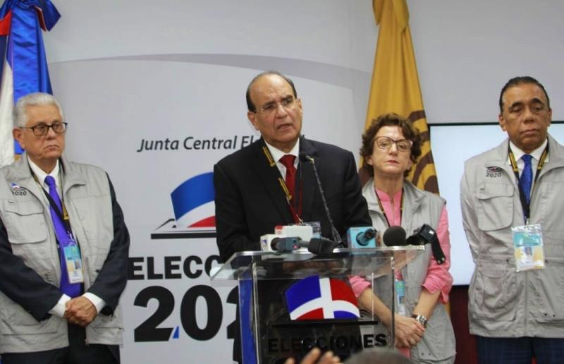 JCE contará 100 % de los votos manuales de las primarias en nivel presidencial PLD