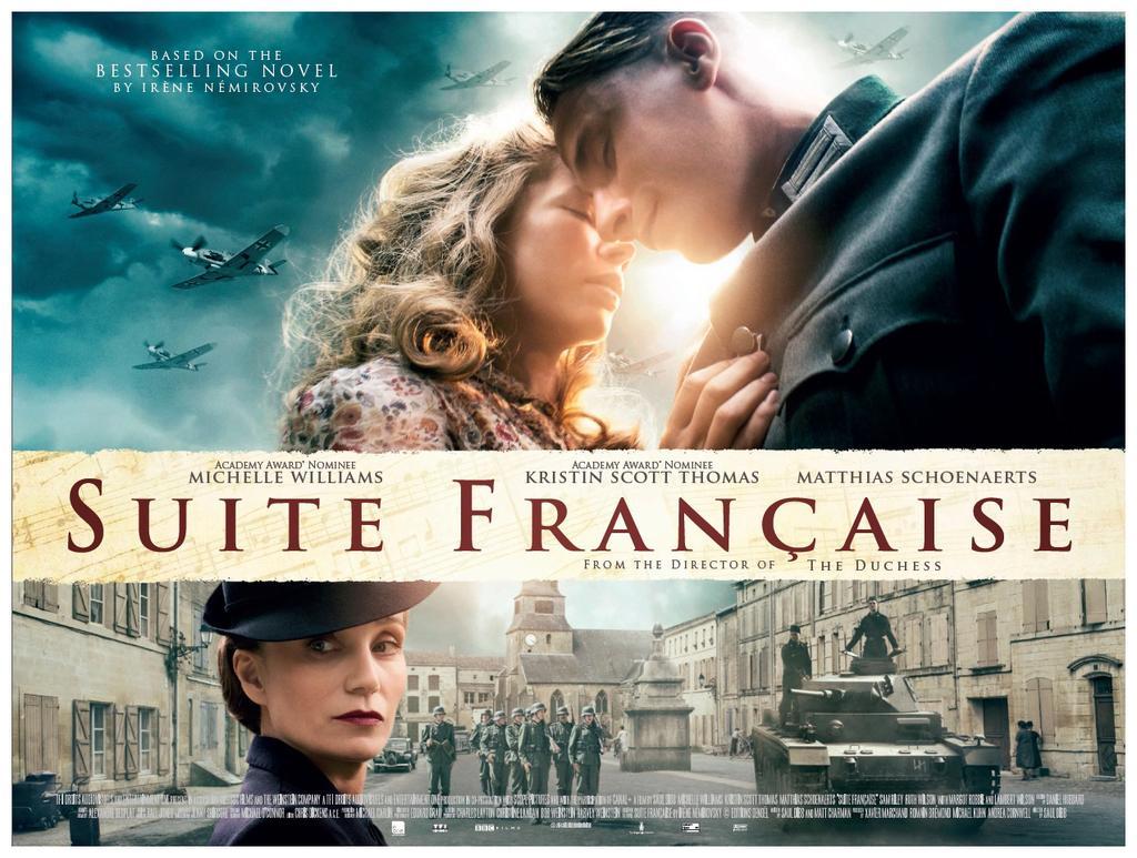 Suíte Francesa [Filme Dublado]