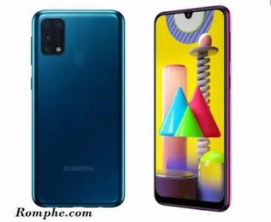 Firmware Samsung M31 SM-M315F