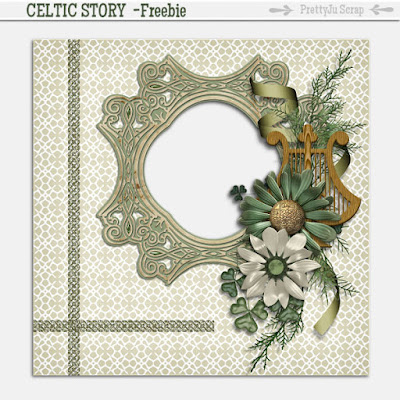 Celtic Story -45% + freebie