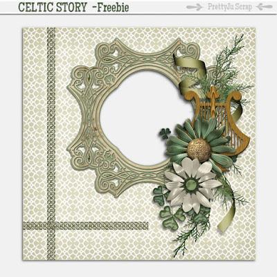 Celtic Story -45% + freebie