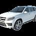 CAR #11 Benz GL550