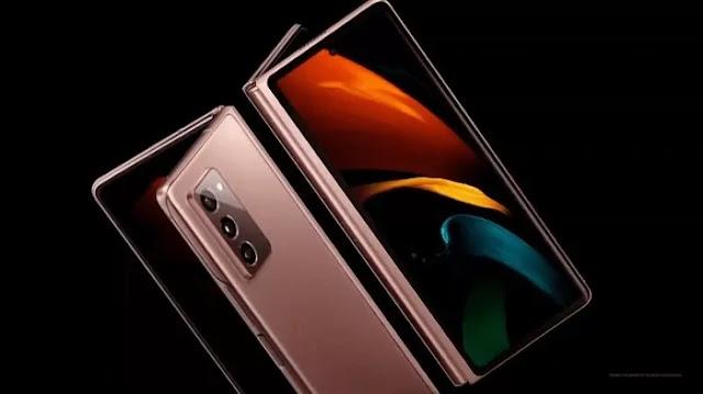 Samsung Galaxy W20 5G di Indonesia