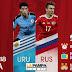 Rusia 2018 | Rusia y Uruguay dirimen el primer puesto del Grupo A