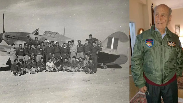 Πέθανε ο αντιπτέραρχος Γεώργιος Πλειώνης - Εκπαιδεύτηκε στο Άργος τα χρόνια του Β' Παγκοσμίου Πολέμου