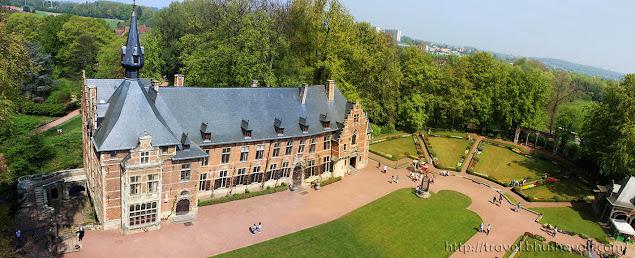 Groot Bijgaarden Castle Floralia Brussels