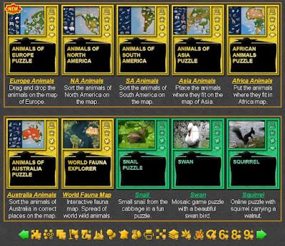 Fauna Games