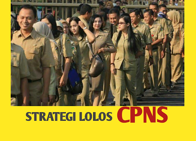 Tips lolos CPNS 2019