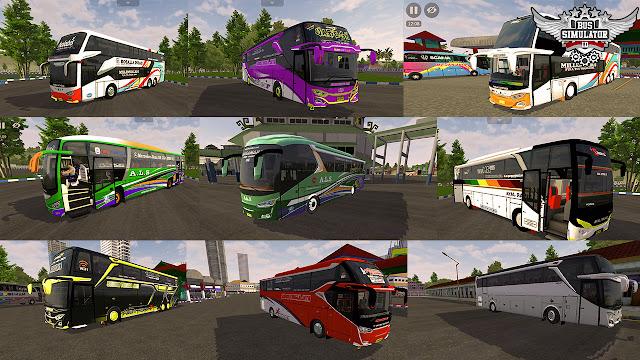10 Mod Bussid Gratis 2021