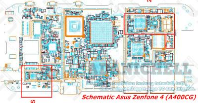 Schematic Asus Zenfone 4 (A400CG)