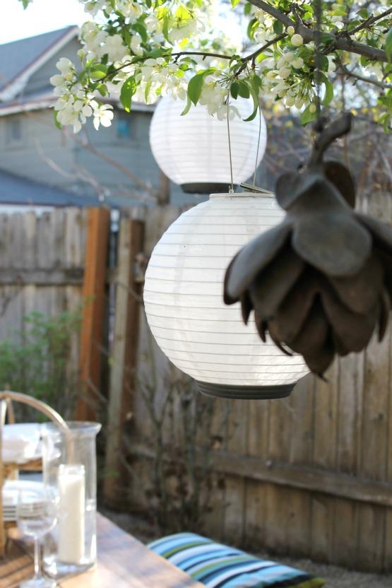 Dekorationly.com Diner buiten voor minder dan $ 100 minder diner buiten
