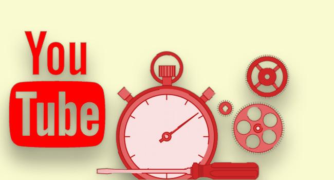 Youtube'da Ne Kadar Süre Geçirdin?