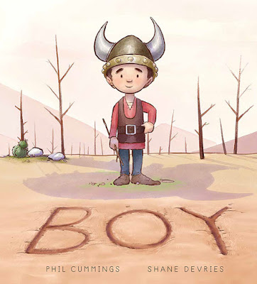 'Boy' #childrensbook #fantasy #weneeddiversebooks