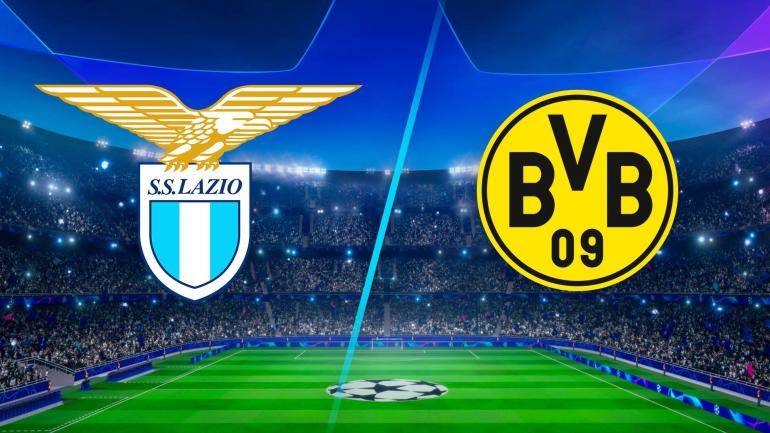 بث مباشر مباراة بوروسيا دورتموند ولاتسيو