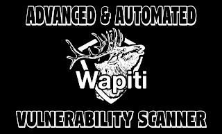 wapiti automatic vulnerability scanner