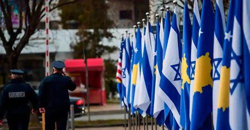Kosovo abre oficialmente embaixada em Jerusalém, após estabelecer relações com Israel