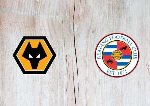 Wolverhampton Wanderers vs Reading -Highlights 25 September 2019