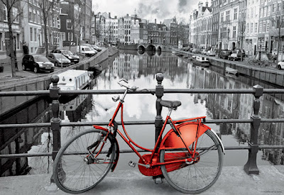 Puzzle 1000 piezas Amsterdam Educa 17116