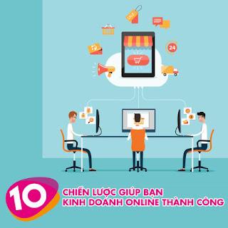 Khóa Học 10 Chiến Lược Giúp Bạn Kinh Doanh Online Thành Công ebook PDF-EPUB-AWZ3-PRC-MOBI