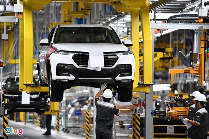 Thị trường ôtô sôi động nhất từ đầu năm nhờ giảm giá