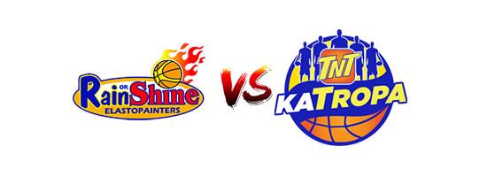 Rain or Shine Elasto Painters vs TNT Katropa - 7:00pm