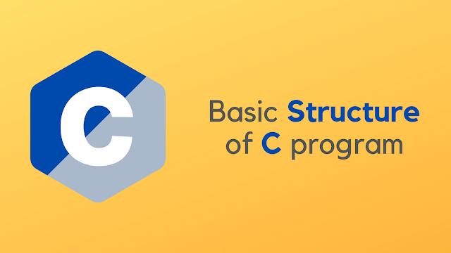 Basic Structure of C Program