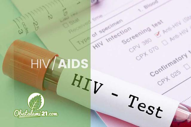 Obat Alami HIV AIDS Paling Ampuh