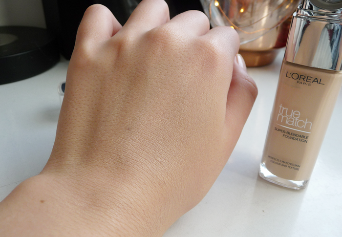 RECENZE: L'OREAL PARIS TRUE MATCH MAKE-UP odstín Ivory
