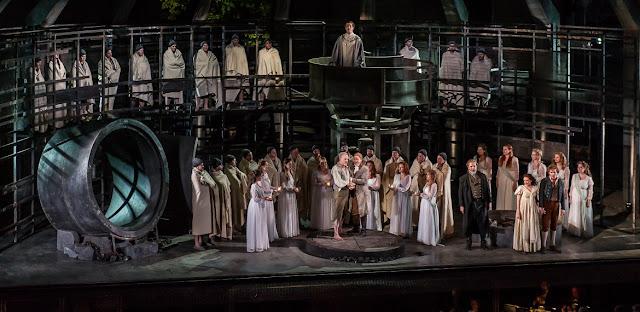 Beethoven: Fidelio - Garsington Opera in 2014