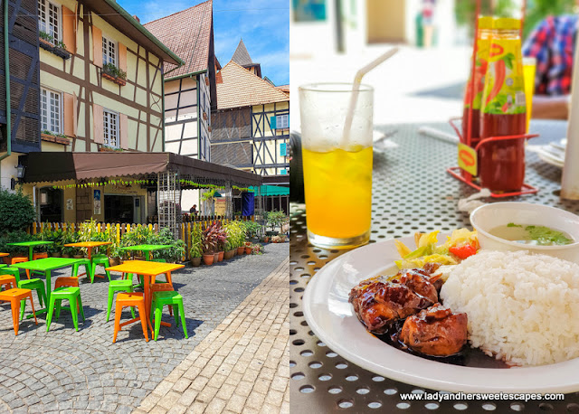 where to eat in Colmar Tropicale