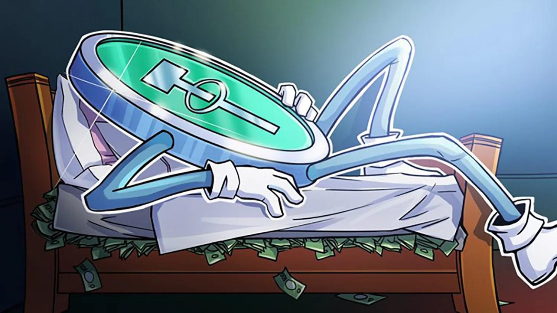Tether превысил рубеж рыночной капитализации в 50 млрд долларов