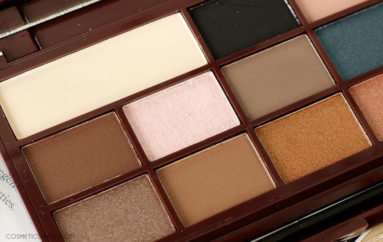 salted caramel makeup revolution