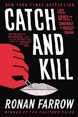 Cover of Catch and Kill by Ronan Farrow