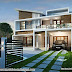 Superb contemporary house, estimated cost of ₹50 lakhs