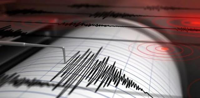 Ternate Diguncang Gempa 6,1 Magnitude