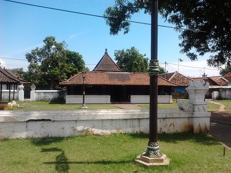 Masjid Keraton Kasepuhan Cirebon