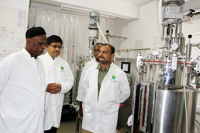 CONTEC Global Agro: Nigeria's Best Kept Agric Research Secrets - Senator Abdullahi Adamu