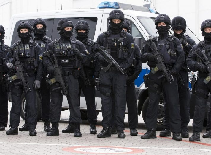 "ألمانيا.. اتهام سوري بارتكاب ""جرائم حرب"""