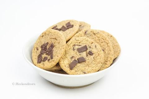 Gingerbread-Chocolate Cookies