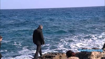 Αποστολή Ν. Λυγερού στις νήσους Κλείδες Μικρά Κατεχόμενα Κύπρος 17.01.15