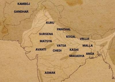 Rise of Mahajanapada