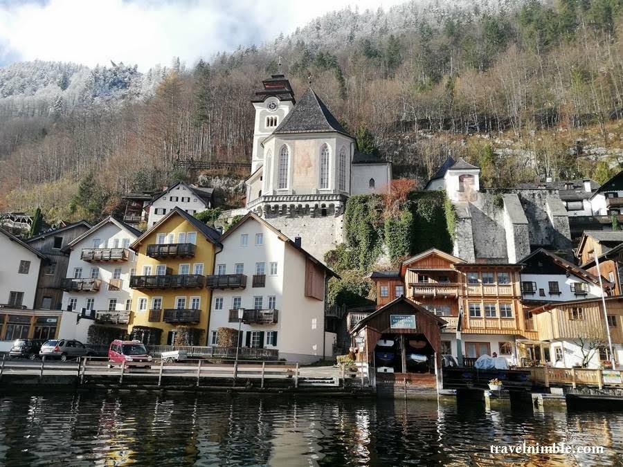 Hallstat Austria