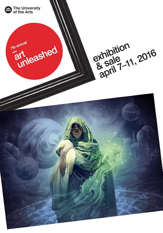Art Unleashed 2016