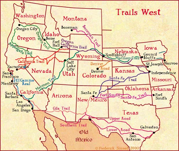 Map Of California During Gold Rush.The American Cowboy Chronicles California Gold Rush Facts